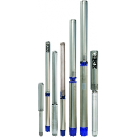 """Pompa głębinowa 4"""" VS 2/14 230V 0,75kW Standard"""
