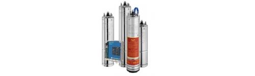 """Silniki głębinowe 4"""" jednofazowe 230V"""